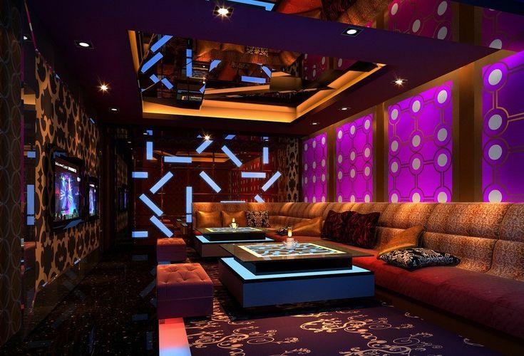 house design idea of Ceiling Design For Ktv,