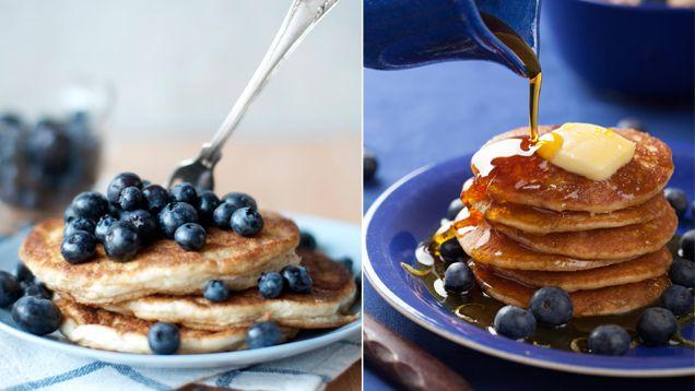 Amerikanska pannkakor är fantastiskt goda och enkla att laga. Här är våra recept!