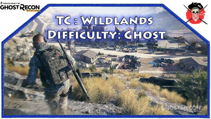 [DE] Difficulty: Ghost ! - Ghost Recon Wildlands - #Freibeuter - HappyTAO - deutsch #YOLO #gameplay https://youtu.be/WW9-_dBu_Dw