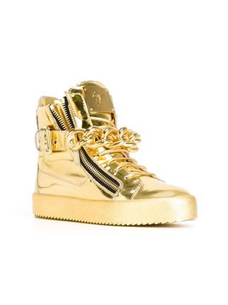 Giuseppe Zanotti Design 'Vegas' hi-top sneakers