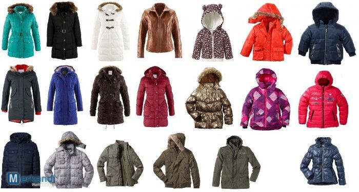 Mode Damen Herren Kinder #Restpostenverkauf bei Merkandi nur 12,65 EUR pro Teil http://merkandi.de/offer/usa-marken-jacken-damen-herren-und-kinder-marken-mix/id,55840/