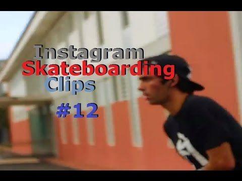 Emanuel Costa - Instagram Skateboarding Clips 12