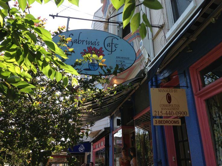 Sabrina's Cafe in Philadelphia, PA