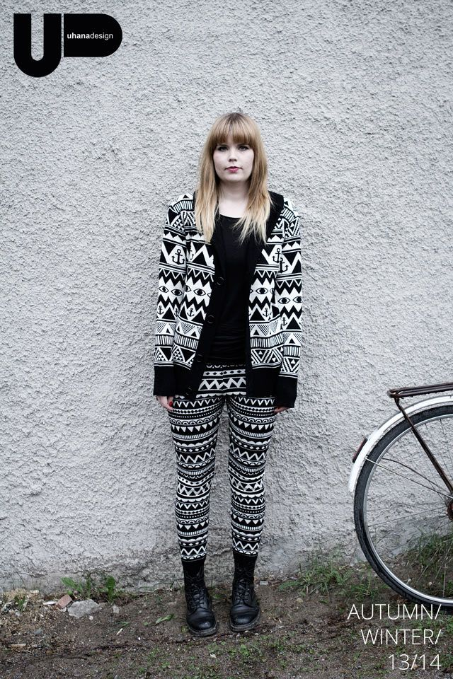Uhana Design, leggins. Picture from: http://www.uhanadesign.fi/#collections