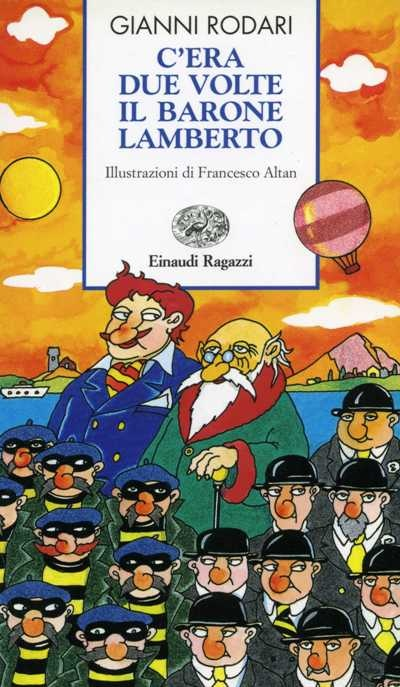 """""""C'era due volte il barone Lamberto"""" Gianni Rodari  Bellissima metafora sull'immortalità, raccontata con simpatia, ironia e fantasia."""