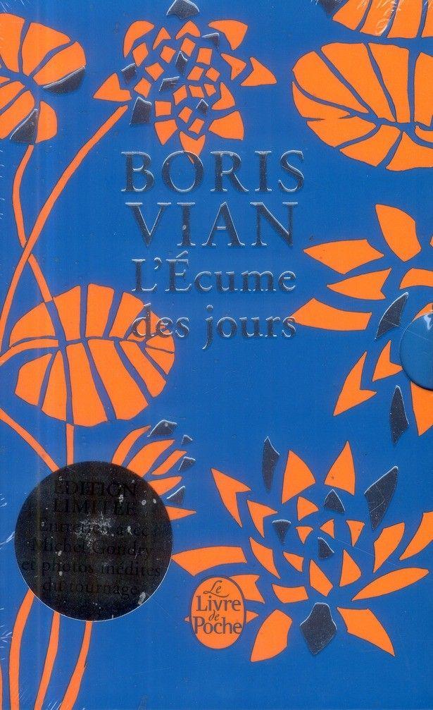 L'Ecume des jours, livre - Boris Vian