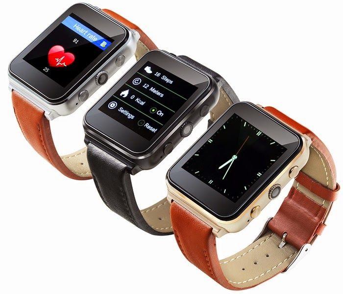 FlyShark Smartwatch Support iOS And Android