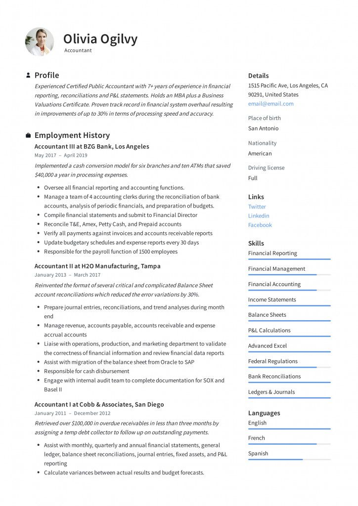 Public Accounting Auditor Resume 2021 Data Analyst Student Resume Template Resume Examples