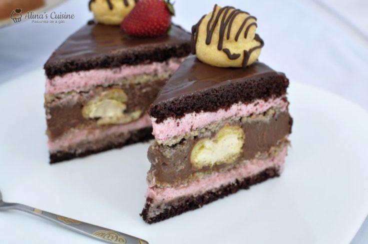 Tort festiv — Alina's Cuisine