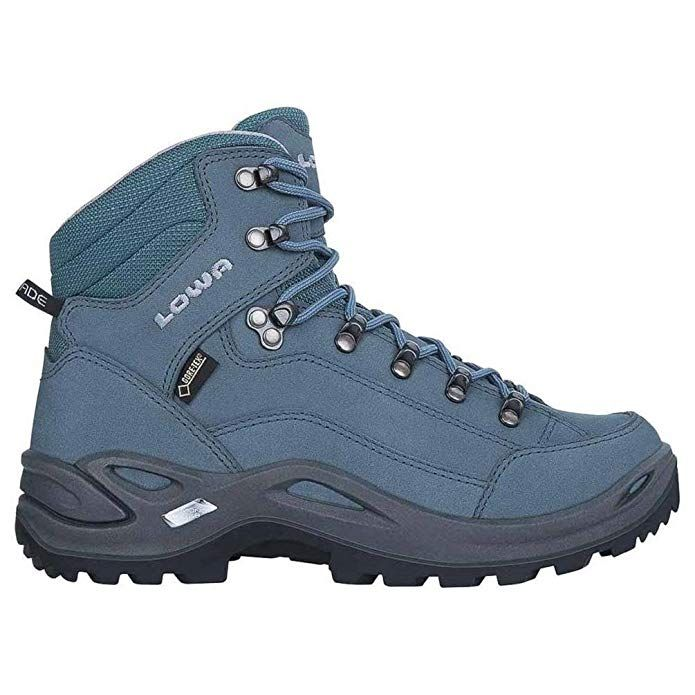 Womens G-Defy Trail Lane Mid Cut Clinically Proven Pain Relief Hiking Boots with Ankle Support