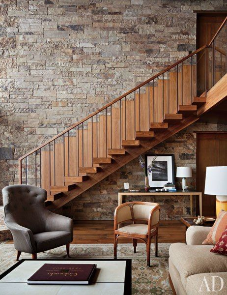 An Aspen Ski House by Studio Sofield : Architectural Digest http://www.architecturaldigest.com/decor/2013-01/studio-sofield-alpine-house-aspen-colorado-article