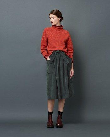 Women's Soft Spun Merino Roll Neck Pullover