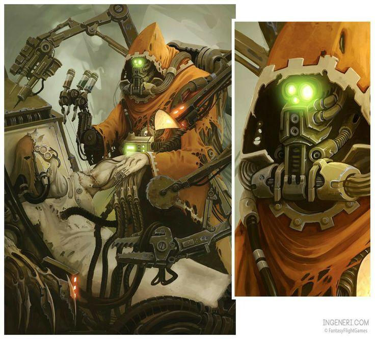 Warhammer 40k Adeptus Mechanicus