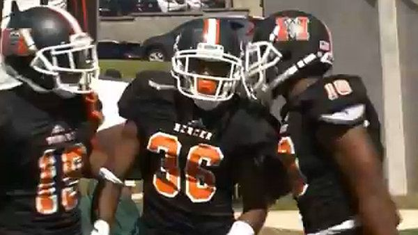 The Mercer football program and defensive back Alex Avant continue to garner national attention for his interception return as highlighted in Monday's Yahoo Sports Minute.