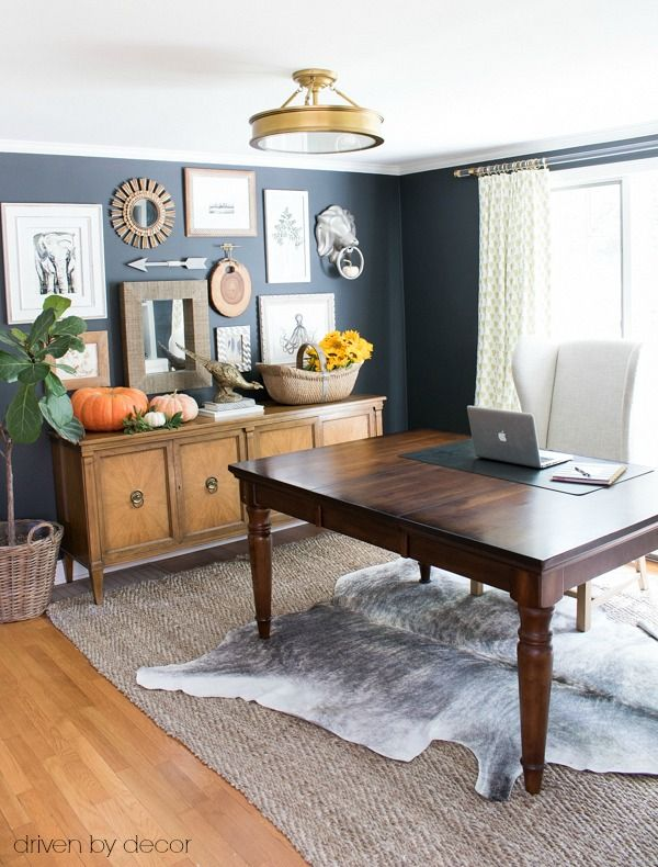 491 Best Eclectically Fall Home Tour Images On Pinterest
