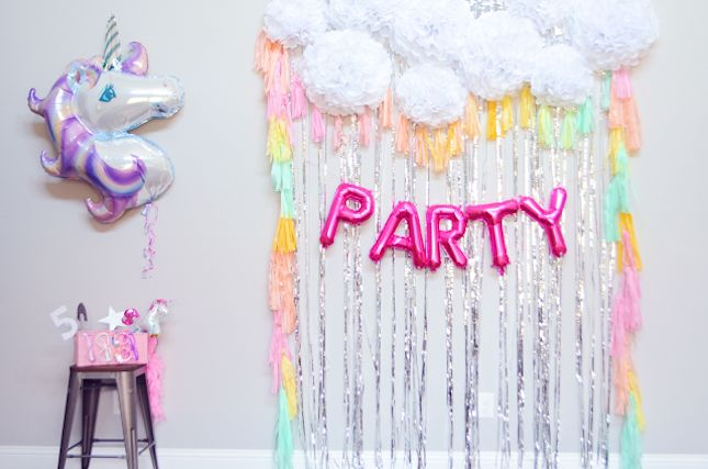 16 Magical Reasons Why You Should Throw a Unicorn Party | Brit + Co