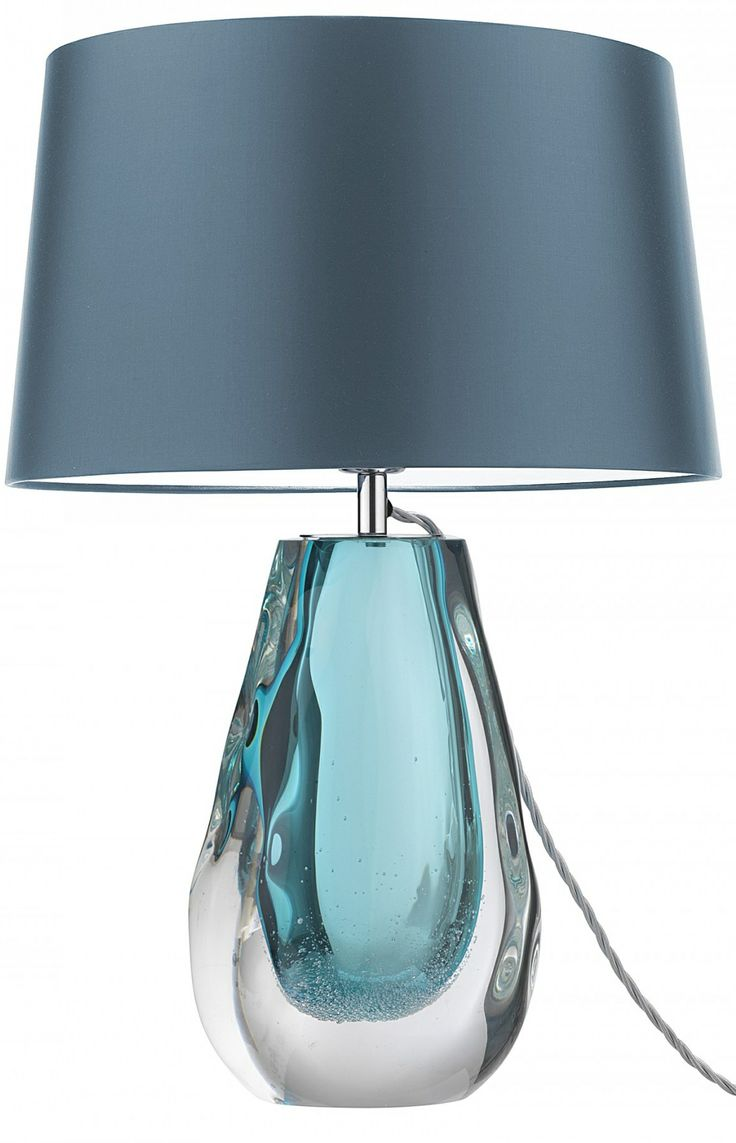 76 best images about turquoise accessories on pinterest turquoise furniture floor lamps and - Contemporary table lamps as fancy decoration for lightning interior ...