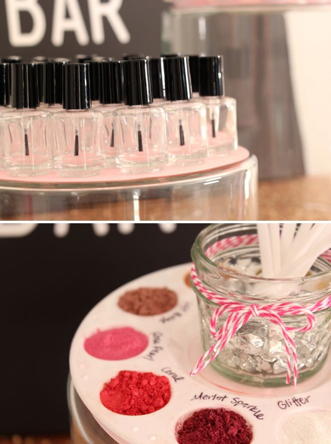 This might be one of the coolest bridal shower ideas I've ever seen!