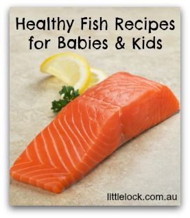 20 best baby food recipes ideas images on pinterest for Fish recipes for kids