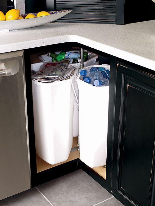 Best Kitchen Trash Solution