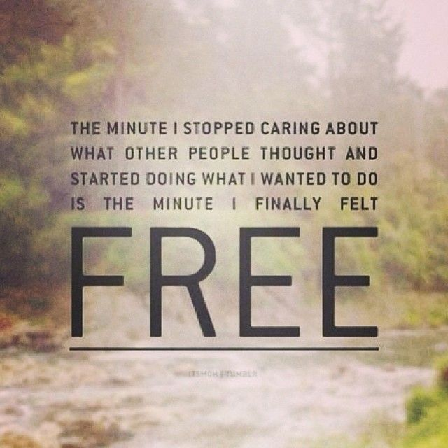 Freedom  #quote #quotes #life #positive... - The Positive Tumblr