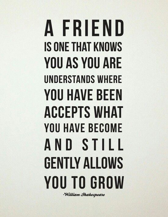Love Quotes About Life: I'm So Thankful For The Friends That Have Loved Me Through