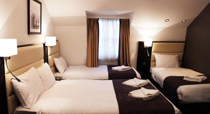 Hotel Edward Paddington London Hotel Edward is a friendly 3-star hotel in Westminster, near to Paddington Station and Hyde Park. Rooms are en suite and come with basic modern amenities.