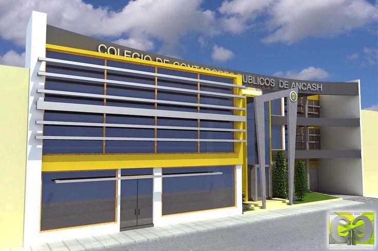 Diseño Colegio de Contadores 1