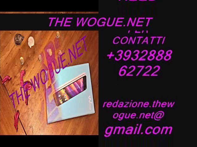 THE WOGUE.NET & HI NEXT TOO WOGUE.NET  PRESENTA: RECENSIONE UNBOXING  WIKO  JIMMY PHONE.LE NEWS DELLE SCATOLE LE POTETE TROVARE SU www.studiopr.sigratis.net nel mese di Maggio 2015