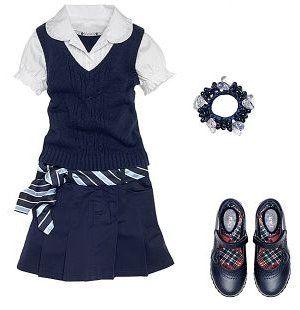 school uniforms for little  girls | girls uniform