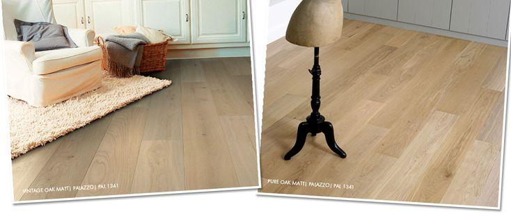 Palazzo - vintage oak matt and pure oak matt