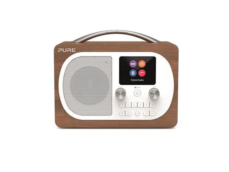 PURE Evoke H4 DAB+ radio Radio