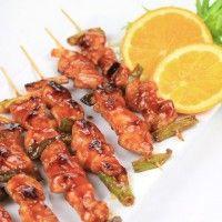 Korean spicy chicken skewer[Dakkochi] | Korean Dishes | Pinterest