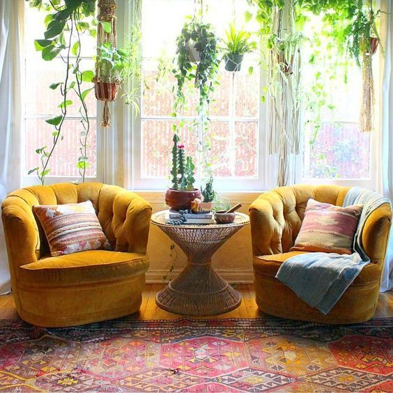 16 Captivating Interiors With Yellow Accents That Will Delight You. Find  This Pin And More On Living Room Chairs ...