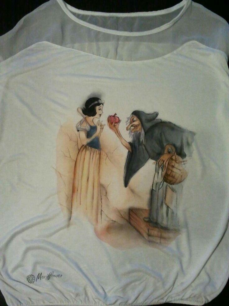 Camisetas personalizadas #camisetascustomizadas #camisetaspersonalizadas  #mariflower #ITi  #cool  #funny  #toocute #regalos