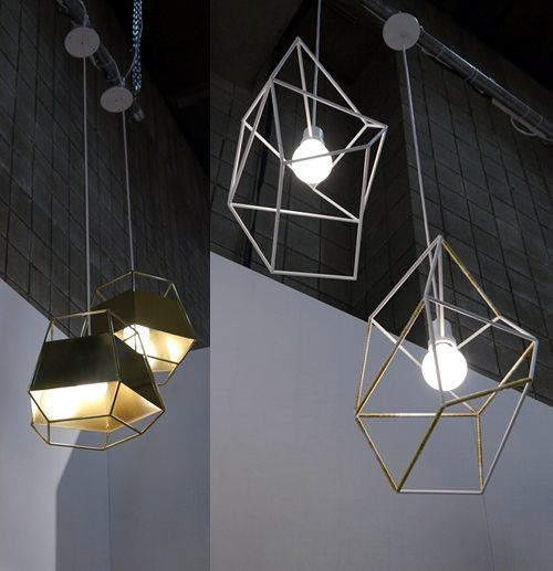 Caged Pendant Lights. Snag the style here http://loftyambitions.ca/online-store/lighting/pendants-and-chandeliers/nuevo-apollo-pendant-light or here: http://loftyambitions.ca/online-store/lighting/pendants-and-chandeliers/nuevo-zeus-pendant-light
