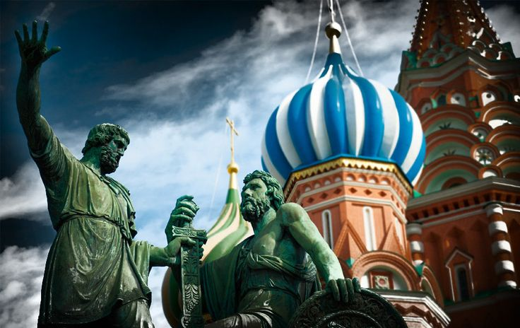 """Russia, an emerging """"BRIC"""" economy, is one of Wulff Entre's fastest-growing markets."""
