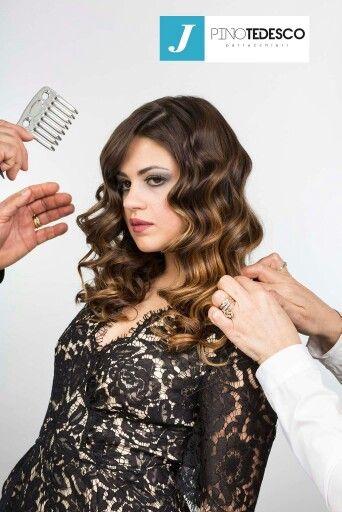 come faccio a non ripetere che le nostre clienti sono le piu' belle modelle non professioniste in assoluto!!!! #degradejoelle #missdegradejoelle #giuseppetedescoparrucchieri #palese #bari