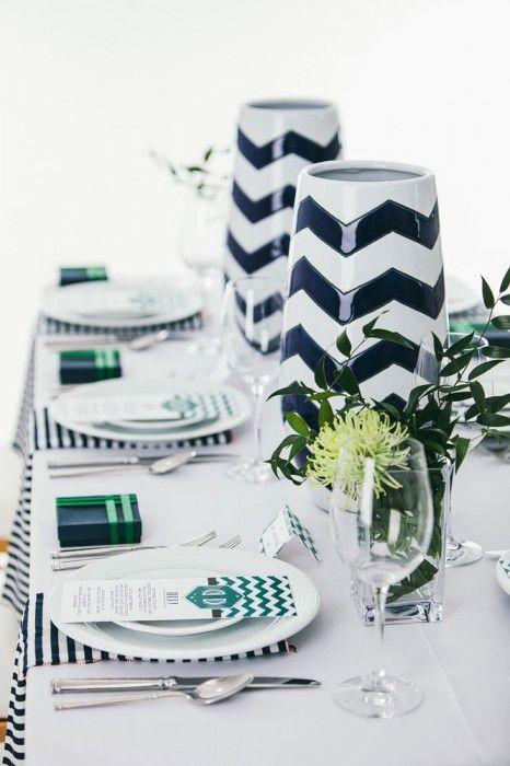 Nautical themed wedding reception details https://mjand.co/nautical-themed-decor-saskatoon-wedding-planner-lux-events/