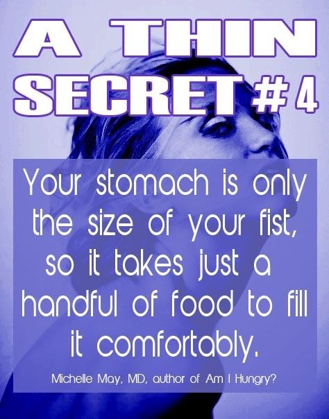 Yeah, it only takes a handful and yet I'm forced to eat two and three times that much! Wth?! It's my life. My body. Let me do what I want.