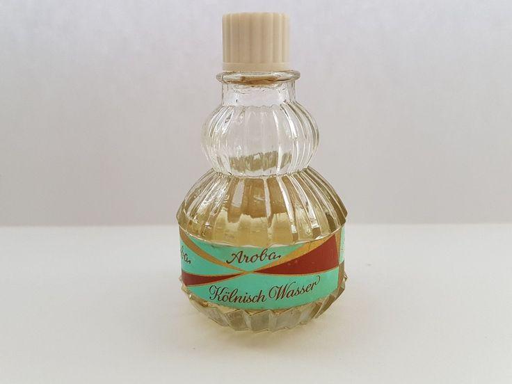 Parfum Miniatur * Aroba * von 4711, Kölnisch Wasser, 25ml., 1960!   eBay