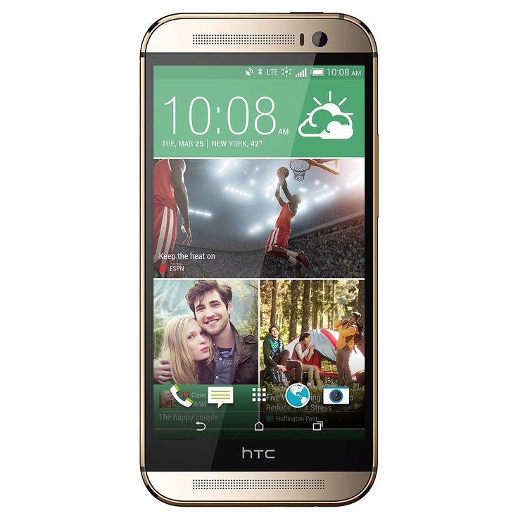 HTC ONE M8 6525L 32GB Verizon/GSM Phone