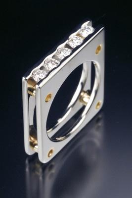 Engagement Ring  Ivan Sagel