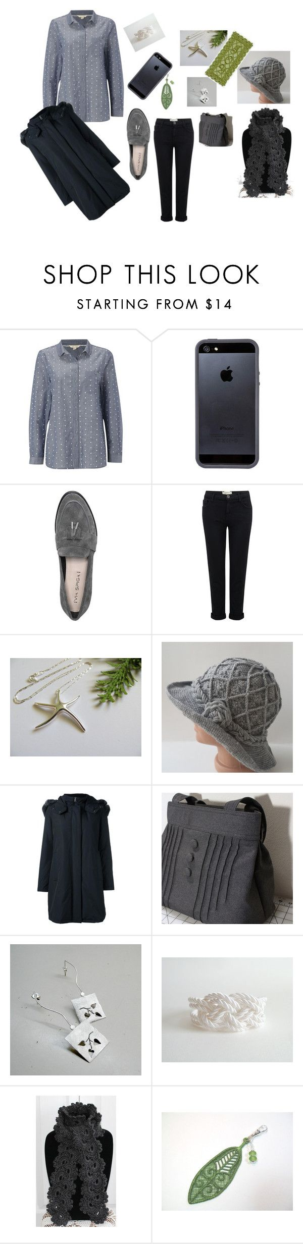 """Casual Wear for Her"" by keepsakedesignbycmm on Polyvore featuring White Stuff, Tavik Swimwear, Via Spiga, Current/Elliott, Woolrich and Satine"