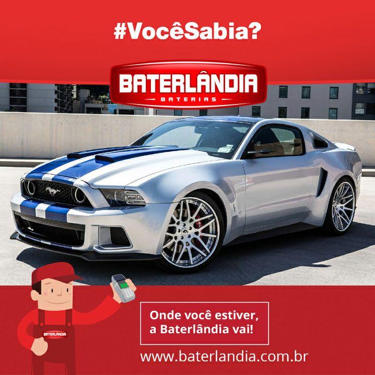 #VocêSabia? Ford Mustang Do Filme Need For Speed é