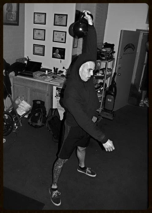 Day 24/360 Wolf Brigade Subversive Fitness Fitness
