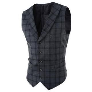Buy 'TheLees – Check Vest' with Free Shipping at YesStyle.ca. Browse and shop for thousands of Asian fashion items from South Korea and more!