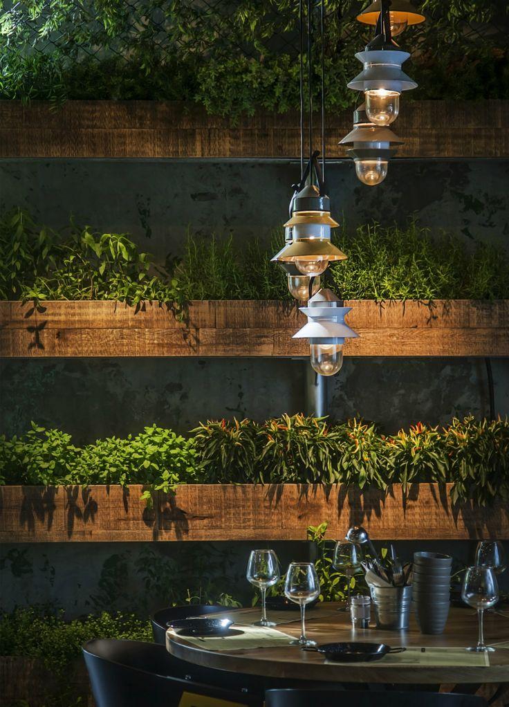 Segev Kitchen Garden by Studio Yaron Tal, Hod-Hasharon (Israel) 2015. © Yoav Gurin