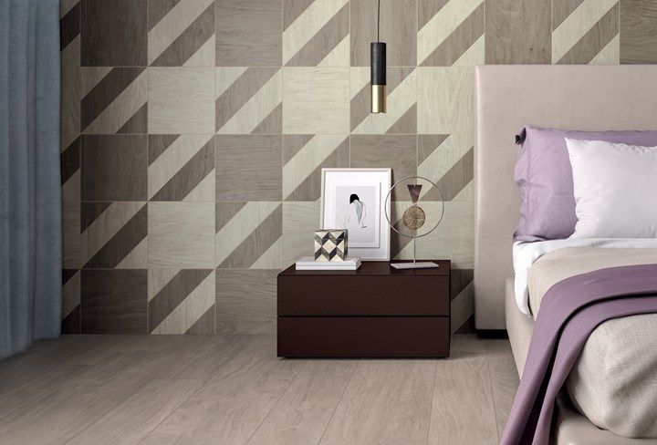 Panaria Ceramica presents the new Chic Wood series
