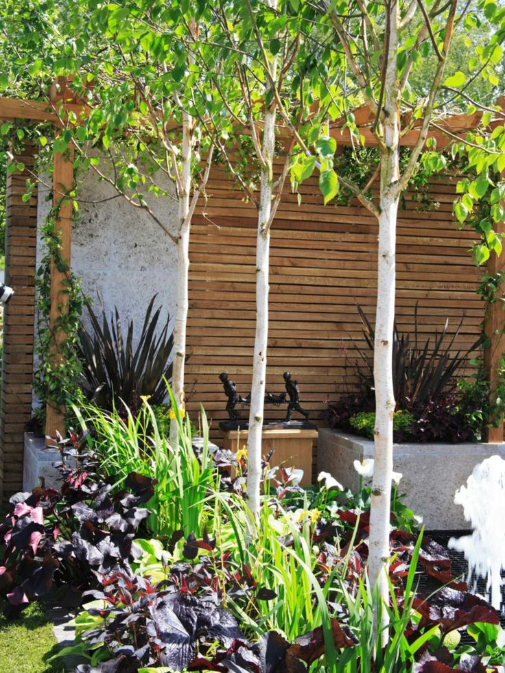 90 best House outside images on Pinterest Decks, Small gardens and